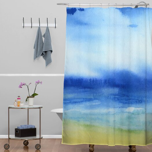 DENY Designs Jacqueline Maldonado Sea Church Shower Curtain