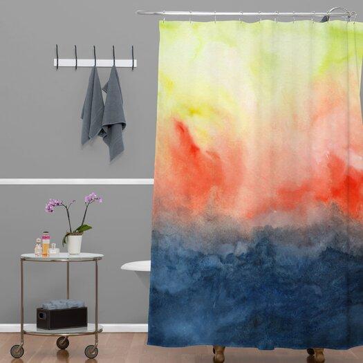DENY Designs Jacqueline Maldonado Brushfire Shower Curtain
