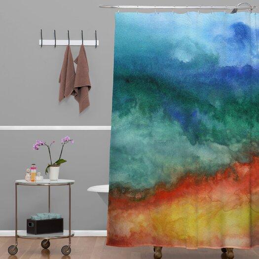 DENY Designs Jacqueline Maldonado Leaving California Shower Curtain
