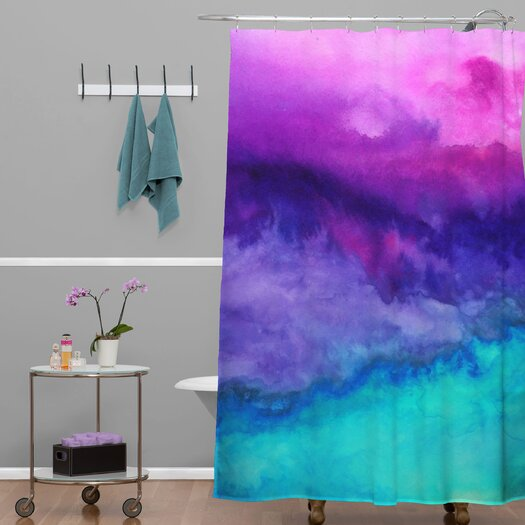 DENY Designs Jacqueline Maldonado the Sound Shower Curtain