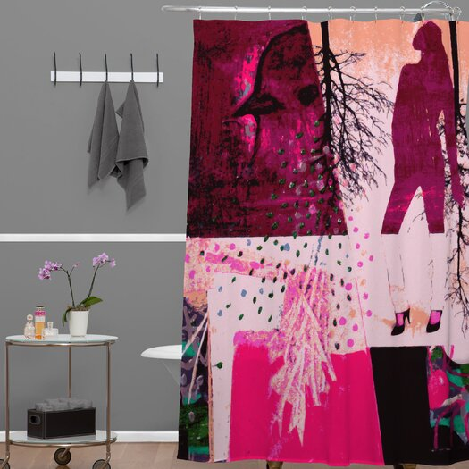 DENY Designs Randi Antonsen City 3 Shower Curtain