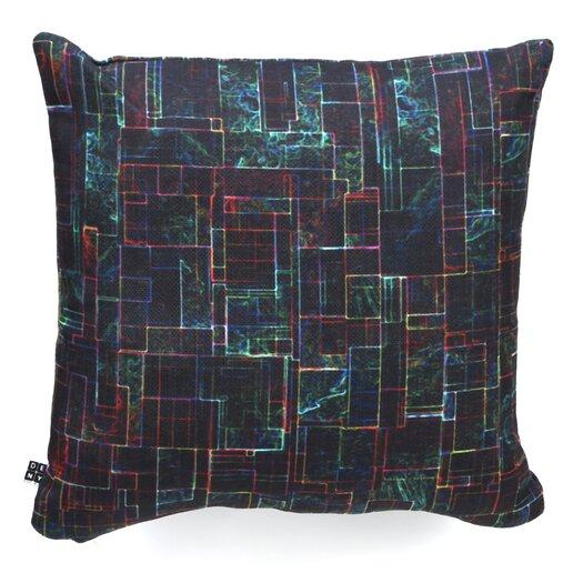 DENY Designs Jacqueline Maldonado Matrix Throw Pillow