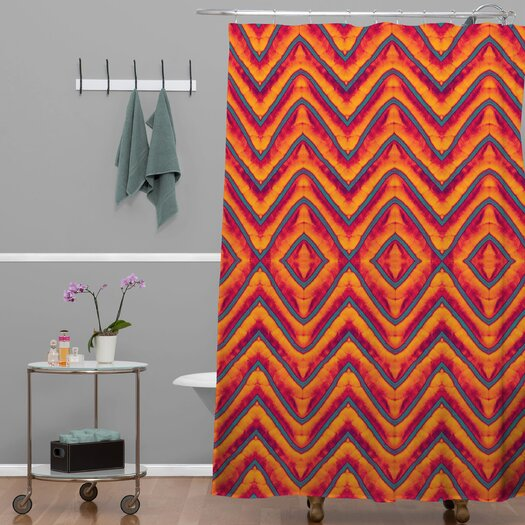 DENY Designs Wagner Campelo Sanchezia 1 Shower Curtain