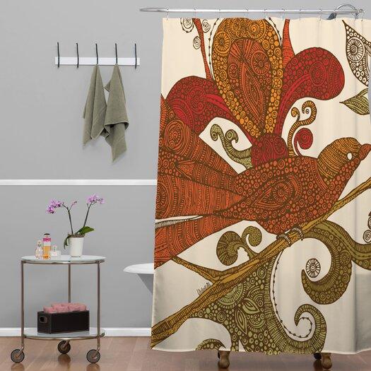 DENY Designs Valentina Ramos Bird Shower Curtain