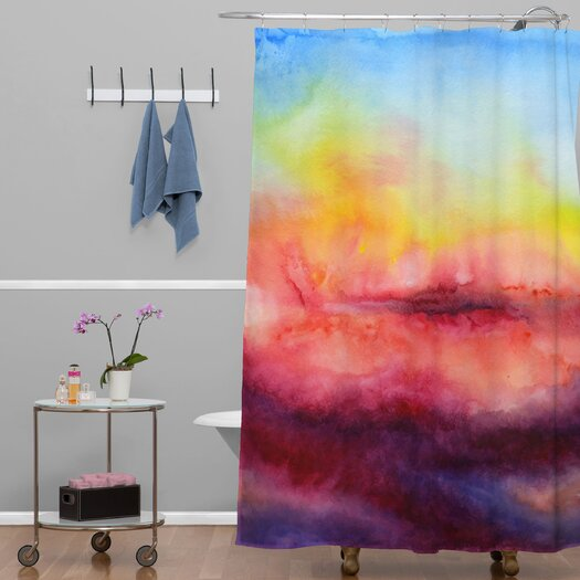 DENY Designs Jacqueline Maldonado Kiss of Life Shower Curtain
