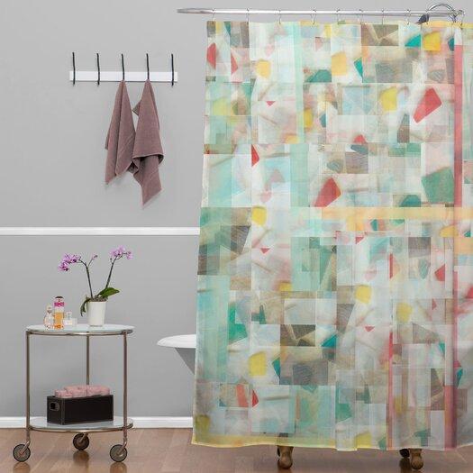 DENY Designs Jacqueline Maldonado Mosaic Shower Curtain