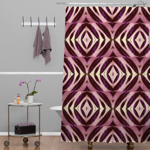 DENY Designs Wagner Campelo Calathea Shower Curtain