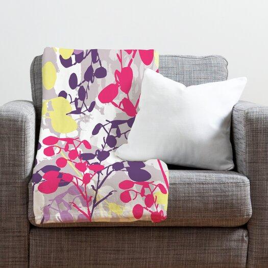 DENY Designs Rachael Taylor Textured Honesty Throw Blanket