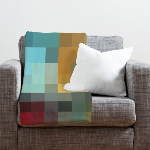 DENY Designs Madart Inc. Refreshing 2 Throw Blanket