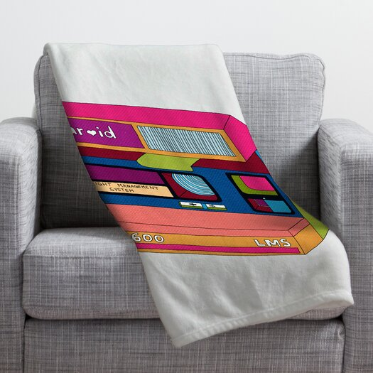 DENY Designs Bianca Green Captures Great Moments Throw Blanket