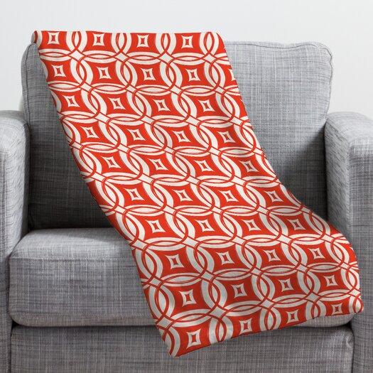 DENY Designs Khristian A Howell Desert Twilight 9 Throw Blanket