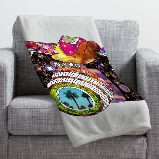 DENY Designs Bianca Green Picture This Throw Blanket