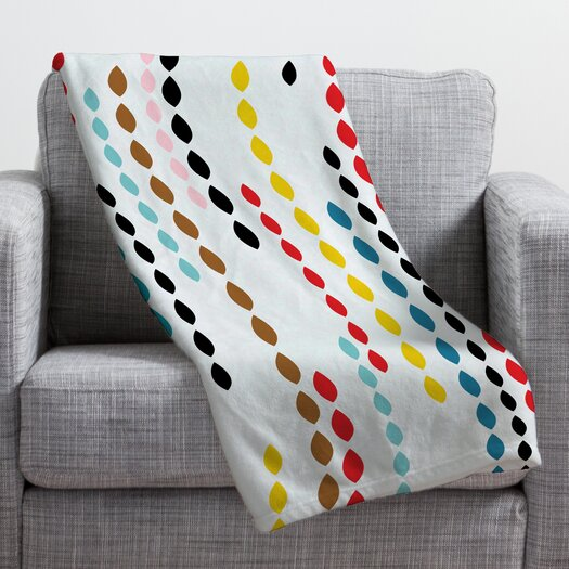DENY Designs Khristian A Howell Nolita Drops Throw Blanket