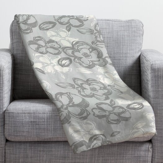 DENY Designs Khristian A Howell Russian Ballet Soho Throw Blanket