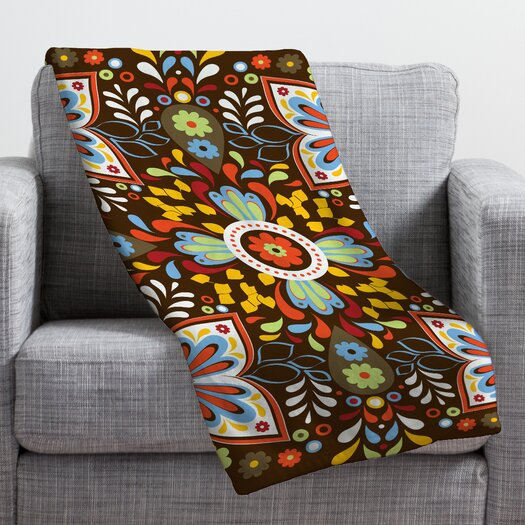 DENY Designs Khristian A Howell Wanderlust Throw Blanket