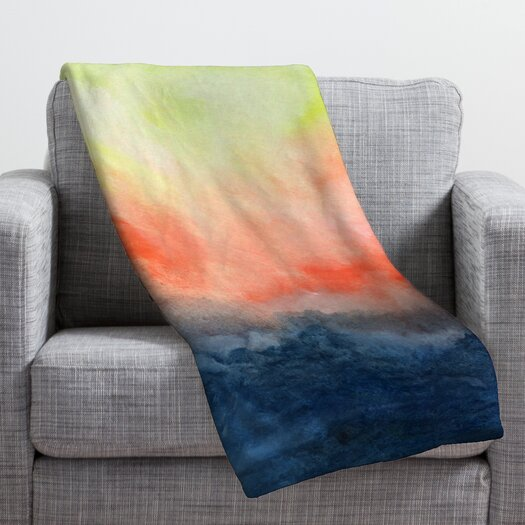 DENY Designs Jacqueline Maldonado Brushfire Throw Blanket