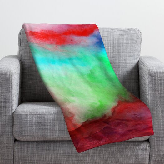 DENY Designs Jacqueline Maldonado The Red Sea Throw Blanket