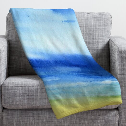 DENY Designs Jacqueline Maldonado Sea Church Throw Blanket