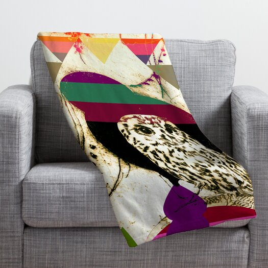DENY Designs Randi Antonsen Luns Box 5 Throw Blanket