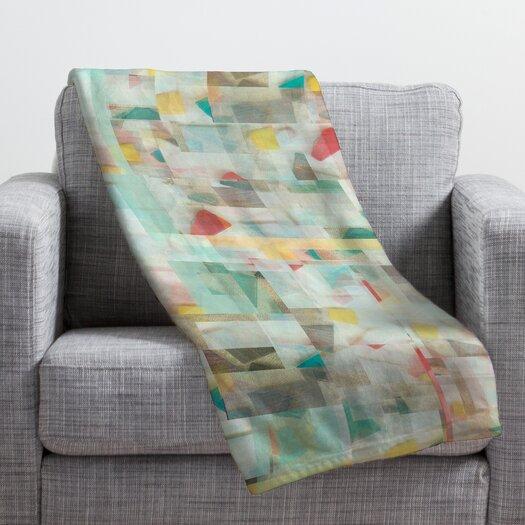 DENY Designs Jacqueline Maldonado Mosaic Throw Blanket