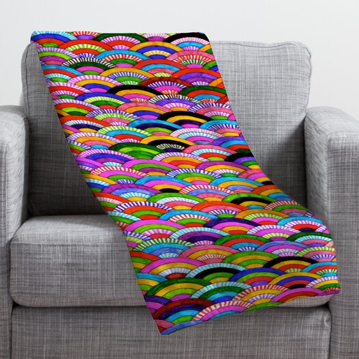 DENY Designs Fimbis A Good Day Throw Blanket