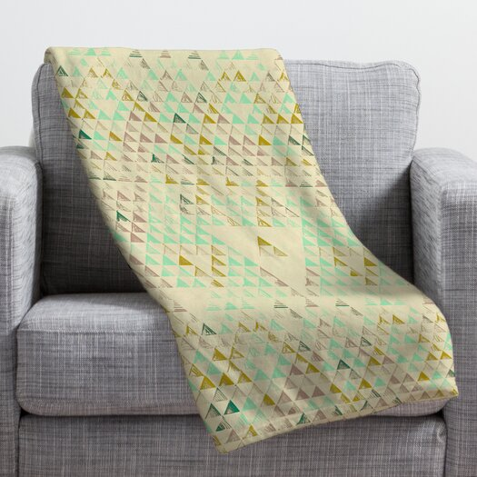 DENY Designs Pattern State Throw Blanket