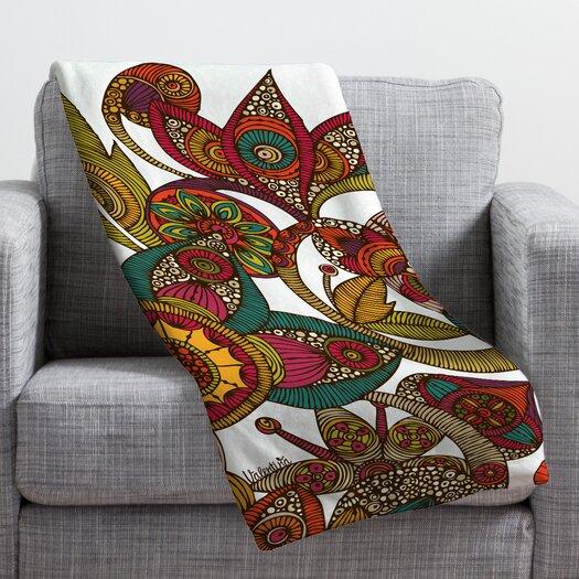 DENY Designs Valentina Ramos Garden Ava Throw Blanket