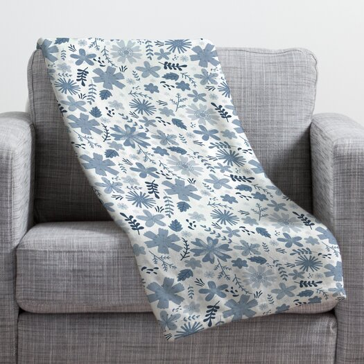 DENY Designs Jennifer Denty Genevieve Big Throw Blanket