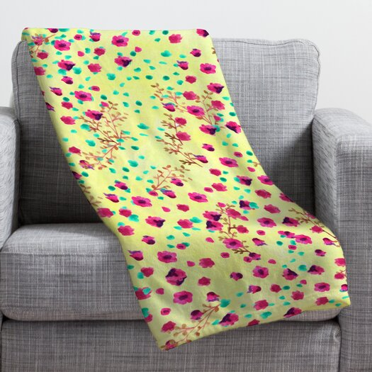 DENY Designs Joy Laforme Throw Blanket
