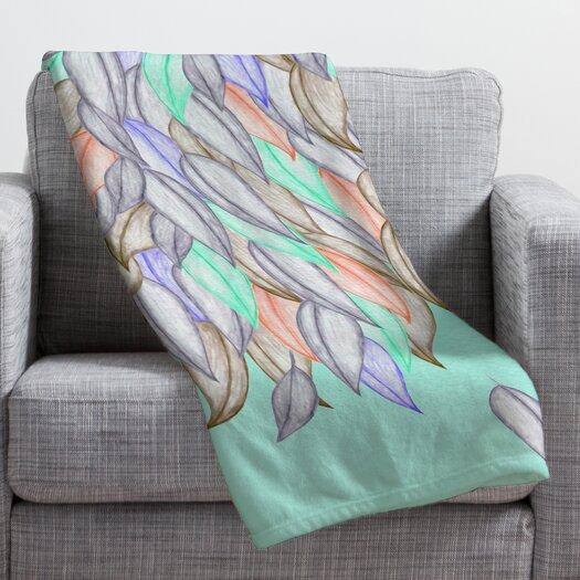DENY Designs Jacqueline Maldonado A Different 1 Throw Blanket