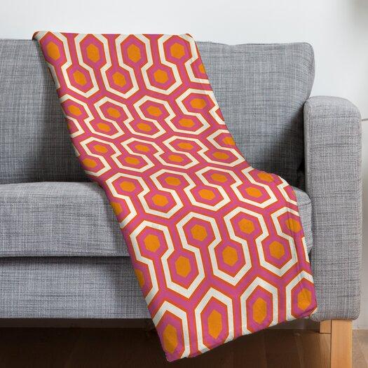 DENY Designs Caroline Okun Zest Throw Blanket