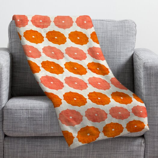 DENY Designs Holli Zollinger Annapurna Fleece Throw Blanket