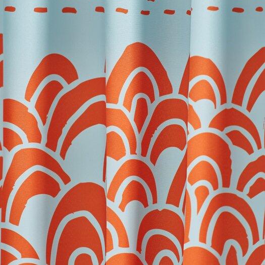 DENY Designs Budi Kwan Infinite Tidal Shower Curtain