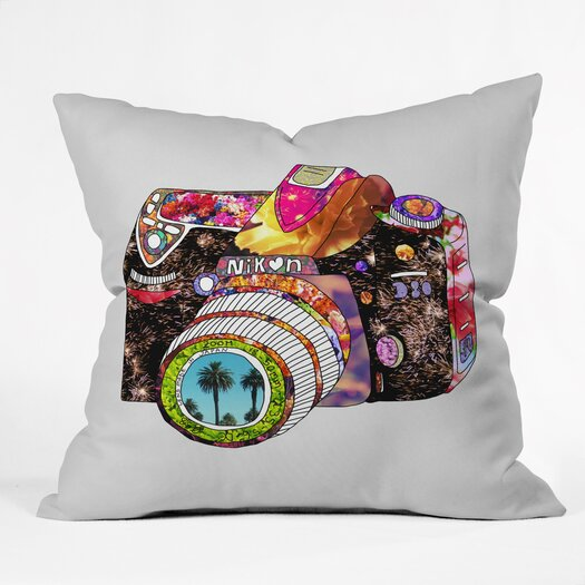 DENY Designs Bianca Green Picture Throw Pillow