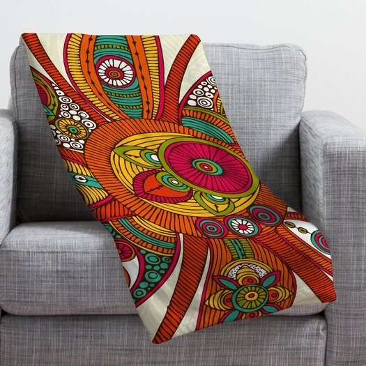 DENY Designs Valentina Ramos Liora Throw Blanket