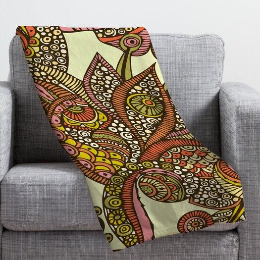DENY Designs Valentina Ramos Dina Throw Blanket