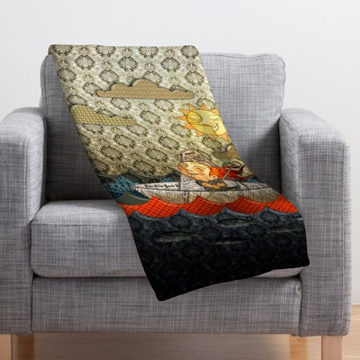 DENY Designs Jose Luis Guerrero Throw Blanket