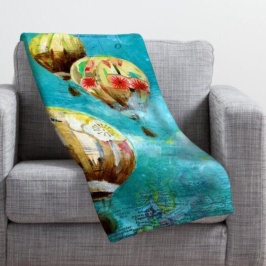 DENY Designs Land Of Lulu Throw Blanket