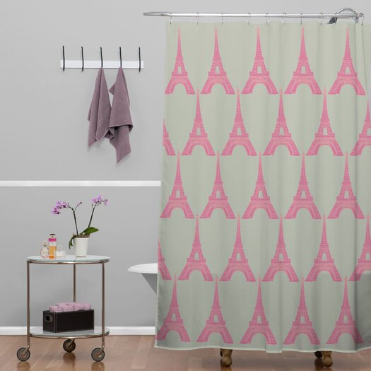 DENY Designs Bianca Green Oui Shower Curtain
