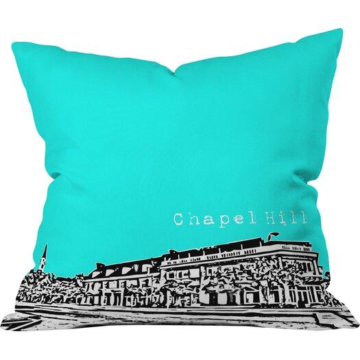 DENY Designs Bird Ave Chapel Hill Indoor Throw Pillow