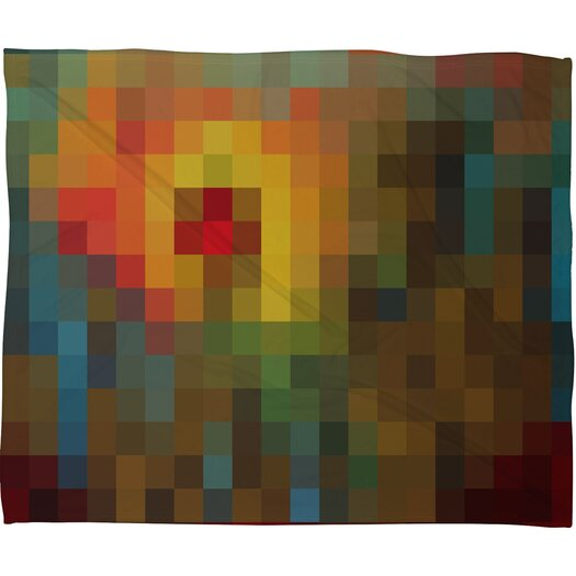 DENY Designs Madart Inc. Glorious Colors Throw Blanket