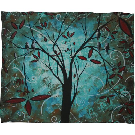 DENY Designs Madart Inc. Romantic Evening Throw Blanket