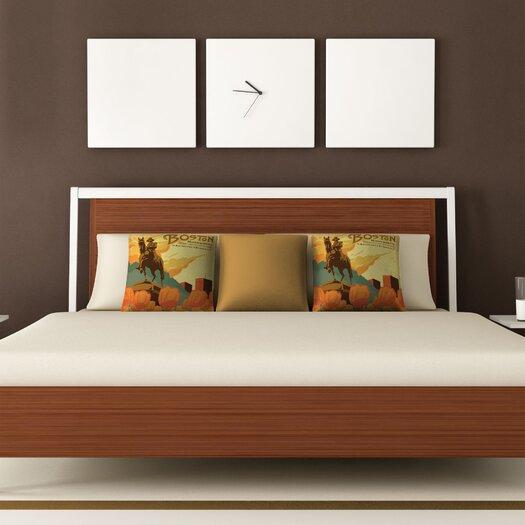 DENY Designs Anderson Design Group Boston Throw Pillow