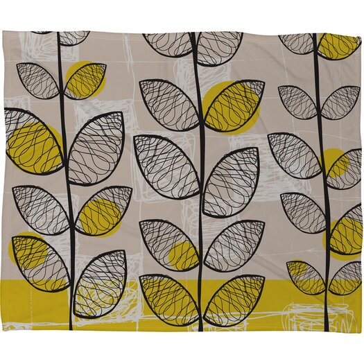 DENY Designs Rachael Taylor 50s Inspired Throw Blanket