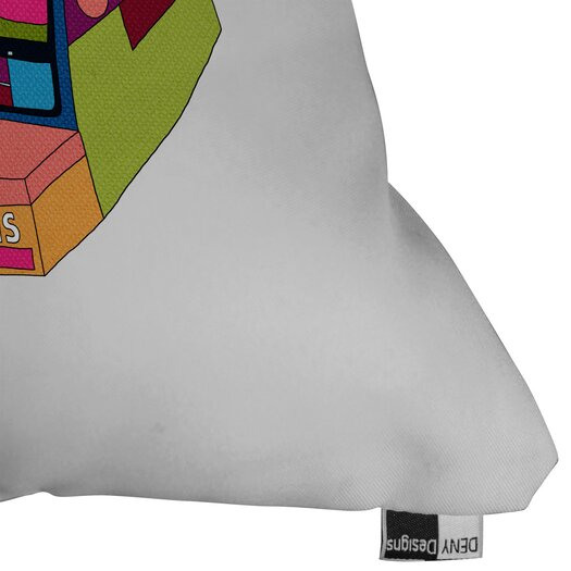 DENY Designs Bianca Green Captures Great Moments Throw Pillow