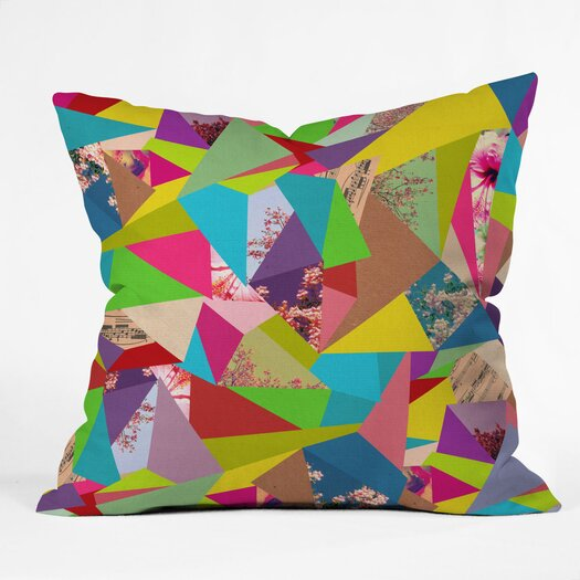 DENY Designs Bianca Green Thoughts Throw Pillow