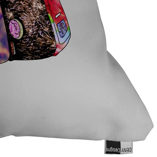 DENY Designs Bianca Green Picture This Indoor/Outdoor Throw Pillow