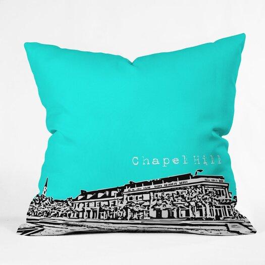 DENY Designs Bird Ave Chapel Hill Throw Pillow