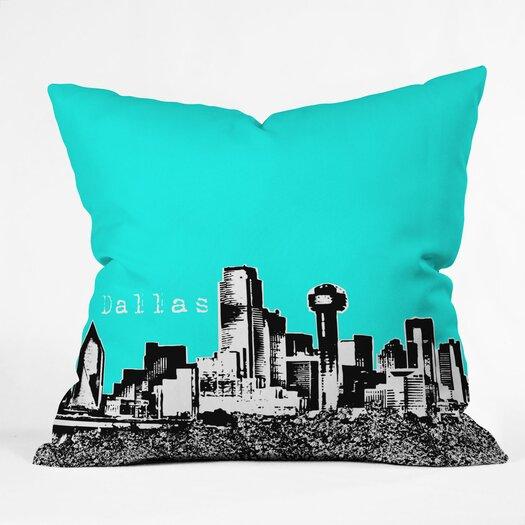 DENY Designs Bird Ave Dallas Throw Pillow