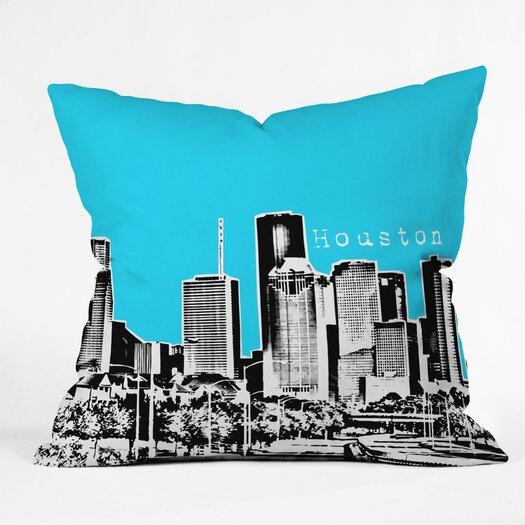 DENY Designs Bird Ave Houston Indoor/Outdoor Throw Pillow